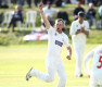 Glamorgan dismiss Leicestershire for 132