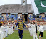 Championship cricket returns to Newport