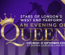 Sophia Gardens presents 'An Evening of Queen'