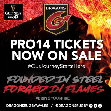 Pro14 Tickets Now on Sale