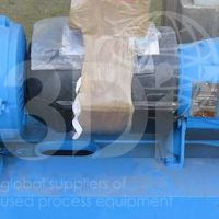 Ingersoll-Dresser Centrifugal Pump Type 40-25CPX200   3Di Process
