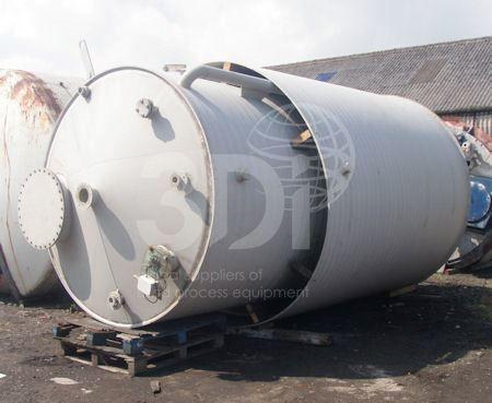 18,500 Litre Polypropylene Bunded Storage Tank