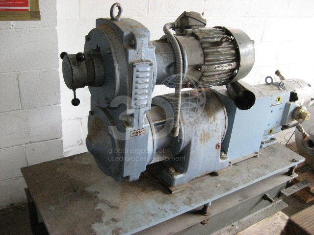Waukesha Rotary Lobe Pump