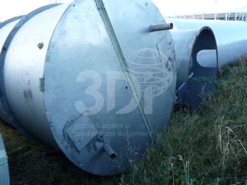 30,000 Litre Stainless Steel Storage Tank