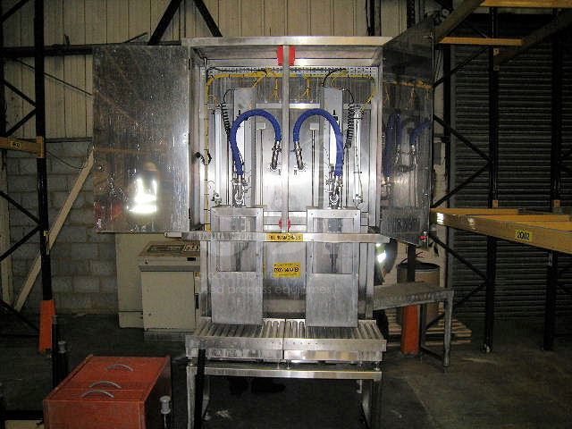 Twin Head Filling System