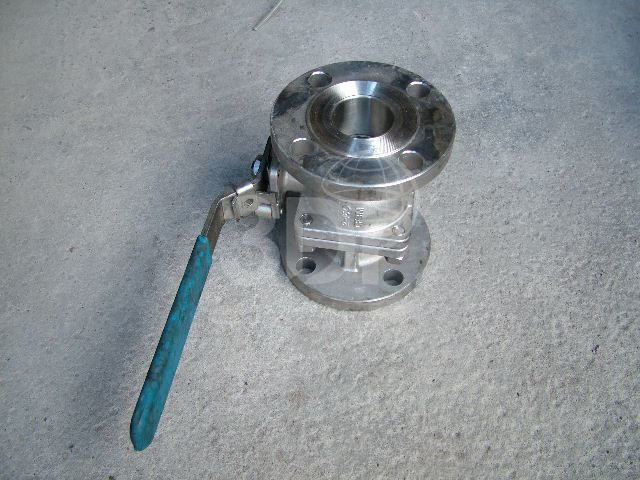 50mm Flanged Ball Valve main image