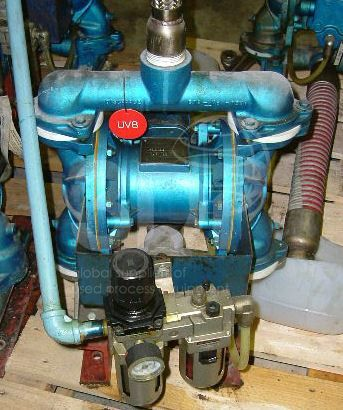 40mm Sandpiper Diaphragm Pumps
