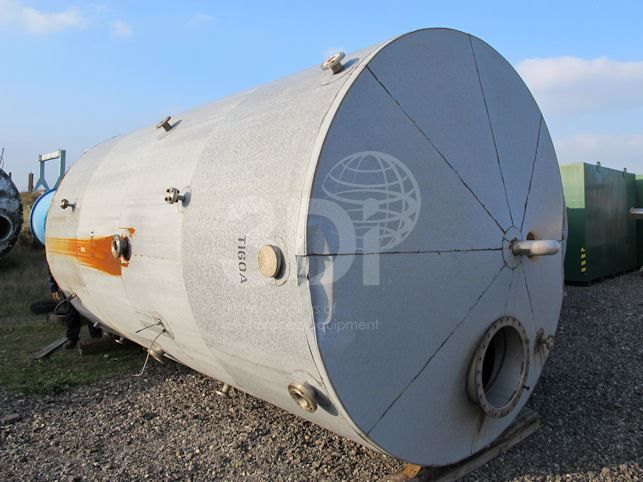 Twin Compartment Storage Tanks