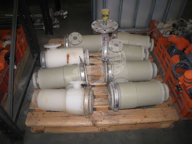 Allied Polypropylene Basket Filters