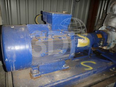 KSB Centrifugal Pump Model CPKN-C3 040-250