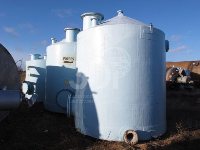 19,000 Litre GRP Storage Tanks