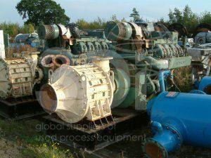 Merryweather Firewater Pumps