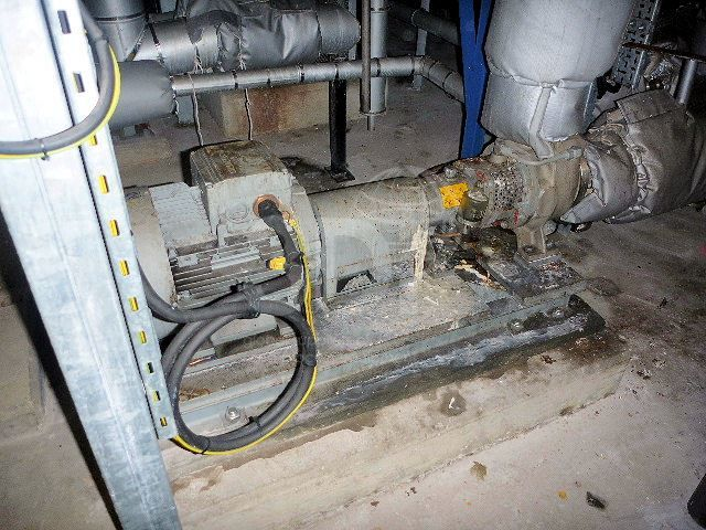 KSB Centrifugal Pump Model CPKNC1 50-160
