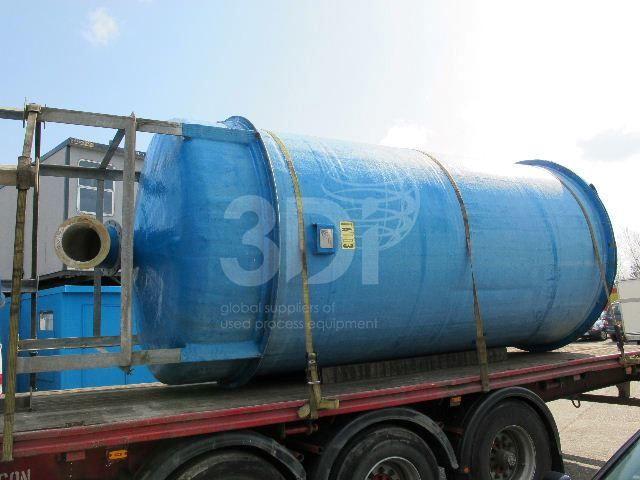 19,800 Litre GRP Storage Tank