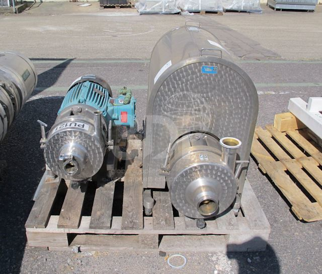 32m3/hr MDM Centrifugal Pump Model 3
