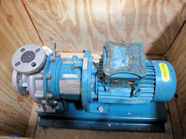 CDR Centrifugal Magnetic Drive Pump Model ETS50