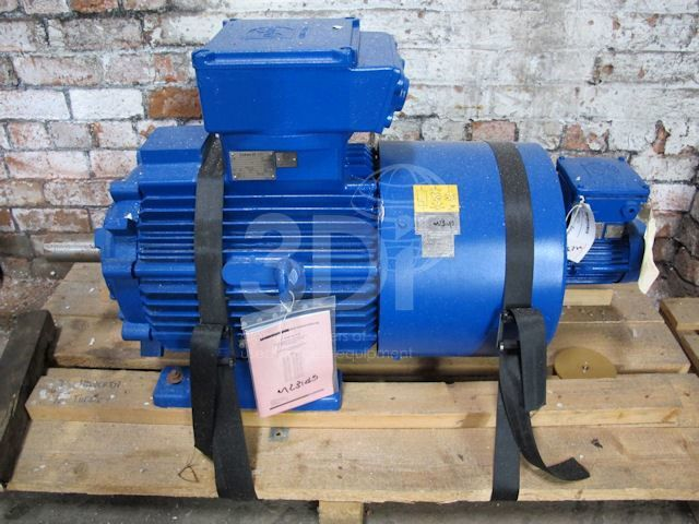 Loher Electric Motor