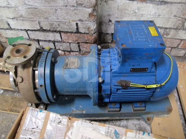 Sterling Sihi Centrifugal Process Pump Model CBE