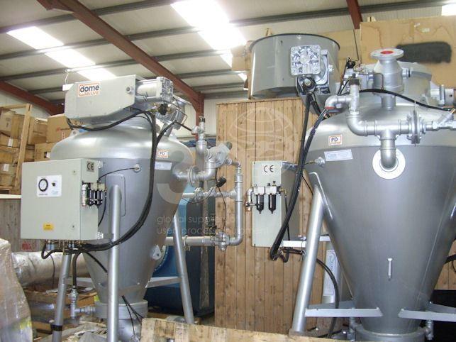 Hosokawa Alpine Jet Mill Plant AFG1500/3