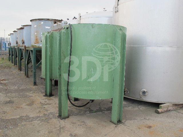 3,000 Litre Mild Steel Storage Tank #1764 main image