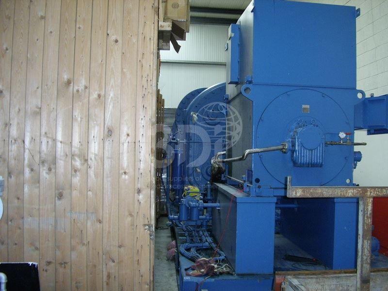 Ingersoll Rand Centac Air Compressor C310MX