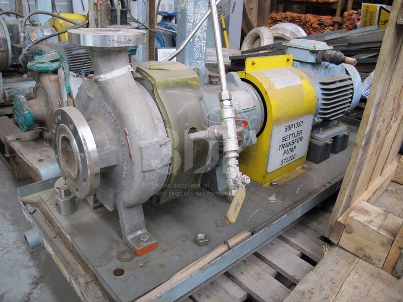 Durco Centrifugal Pump MK3 2K3x2-82
