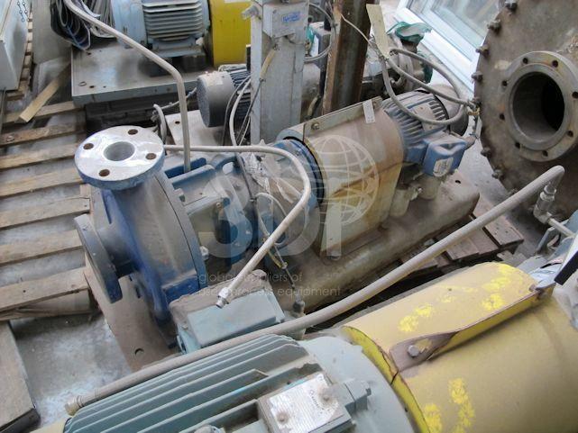 Durco Centrifugal Pump MK3 2K3x2-10A84 RV