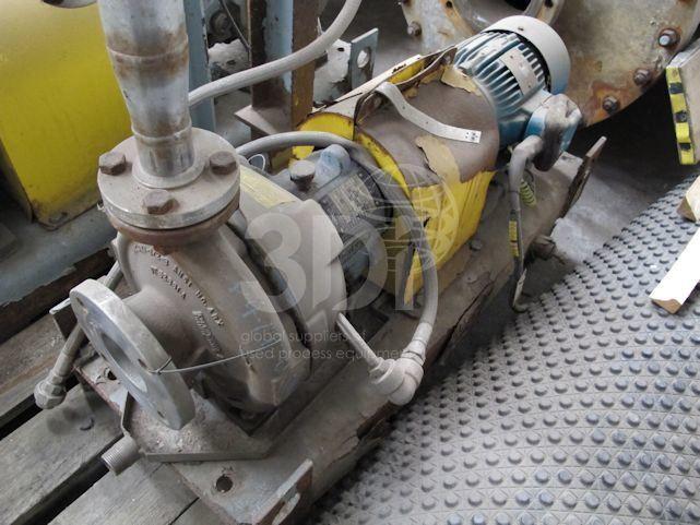 Durco Centrifugal Pump MK3 3x1.5-82/72