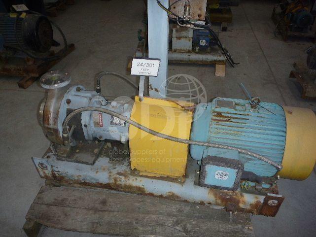 Durco Centrifugal Pump MK3 2K3x2-10A/84