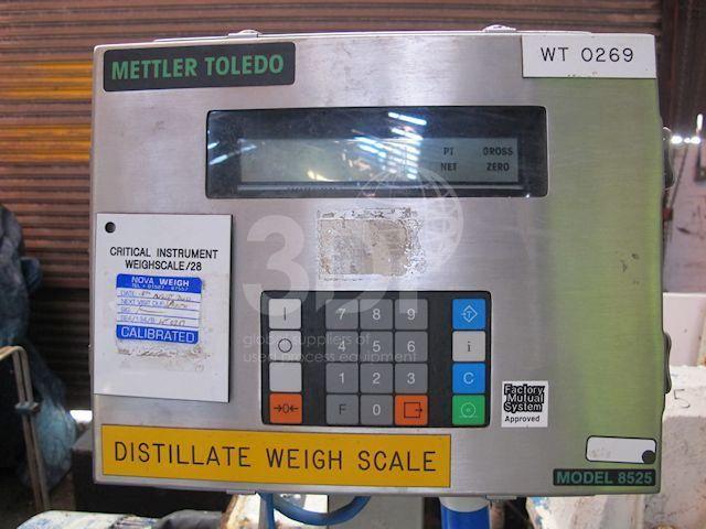 Mettler Toledo PTA Pallet Scales #1844 main image