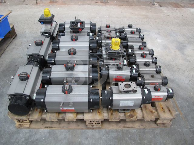 Actreg Pneumatic Actuators main image