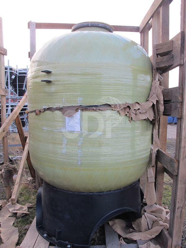 2,271 Litre GRP Pressure Vessels