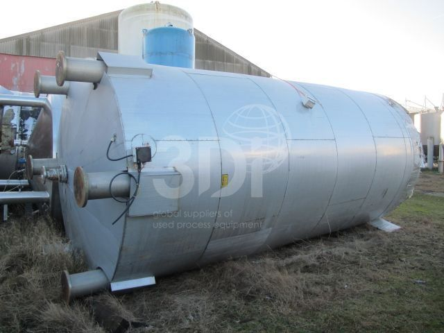 22,730 Litre Stainless Steel Storage Tanks