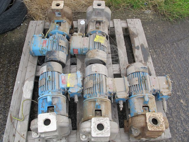 Johnson Freflow Centrifugal Pump Model FRES 32-150