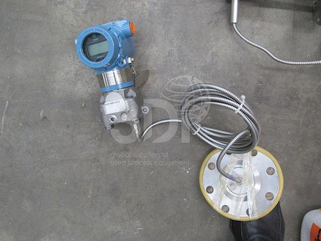 Rosemount Pressure Transmitter model 3051 #2010 main image