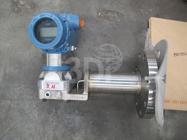 Rosemount Level Transmitter Model 3051 #2011 main image