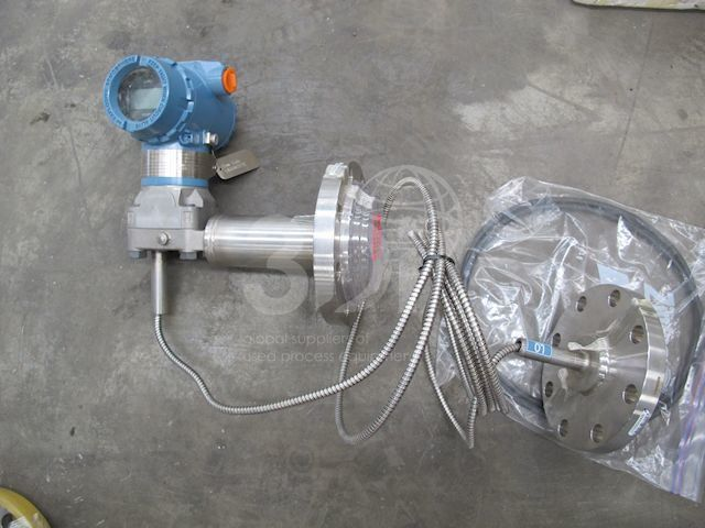Rosemount Level Transmitter #2012 main image