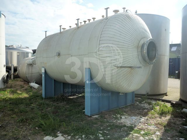27,935 Litre Stainless Steel Storage Tank