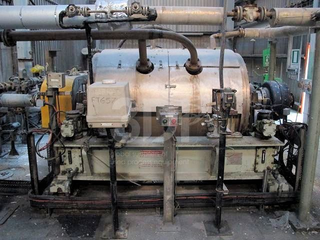 Broadbent Pressure Decanter Centrifuge