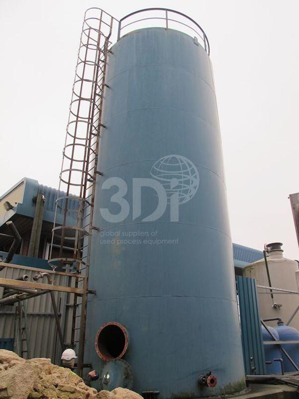 115,000 Litre Mild Steel Storage Tank