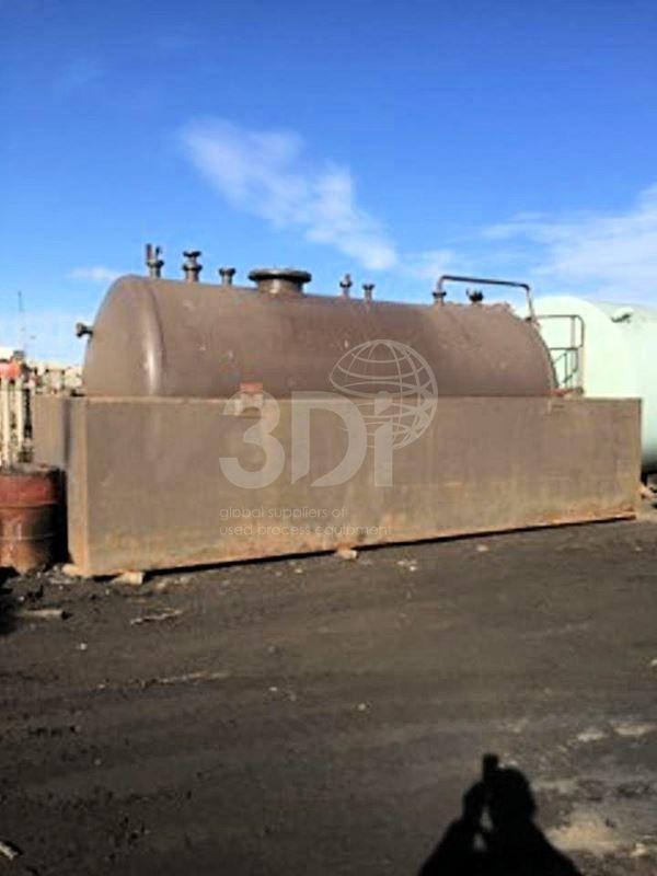 22,000 Litre Bunded Storage Tank