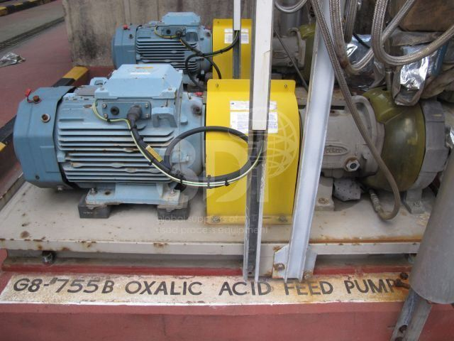 Durco Centrifugal Pump MK3 2K3x1.5US-10ARV