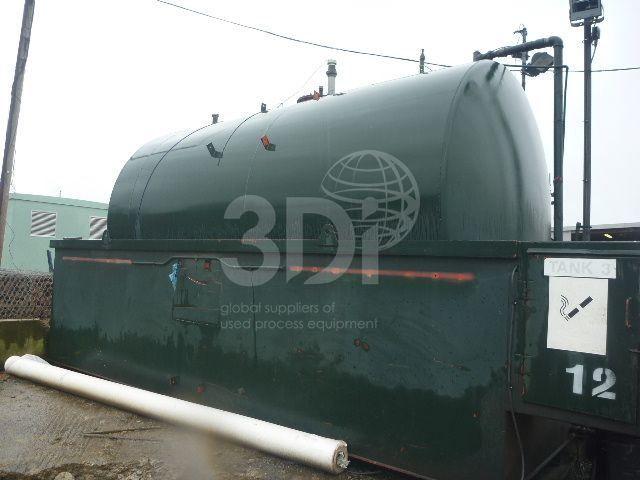 29,000 Litre Bunded Fuel Oil Storage Tank