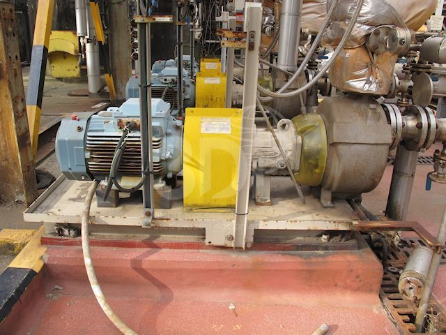 Duro Centrifugal Pump Model 2K4x3US-10HRV