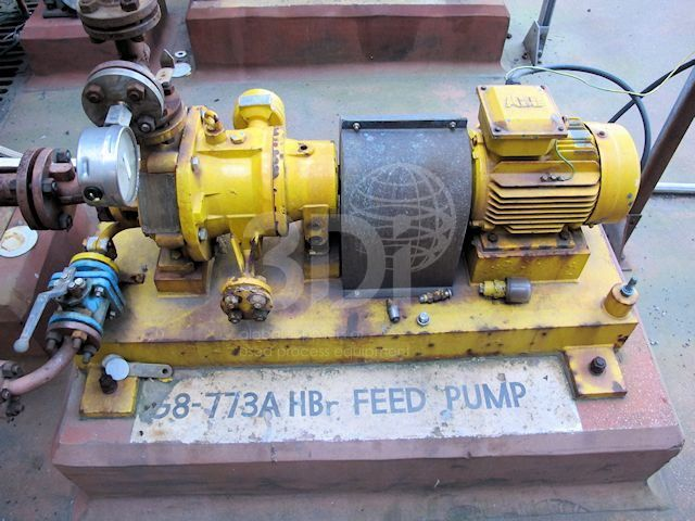 HMD Kontro Centrifugal Pump Model ALA1.5x1x6SB