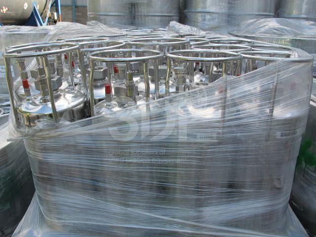 19 Litre Stainless UN Pressure Vessel
