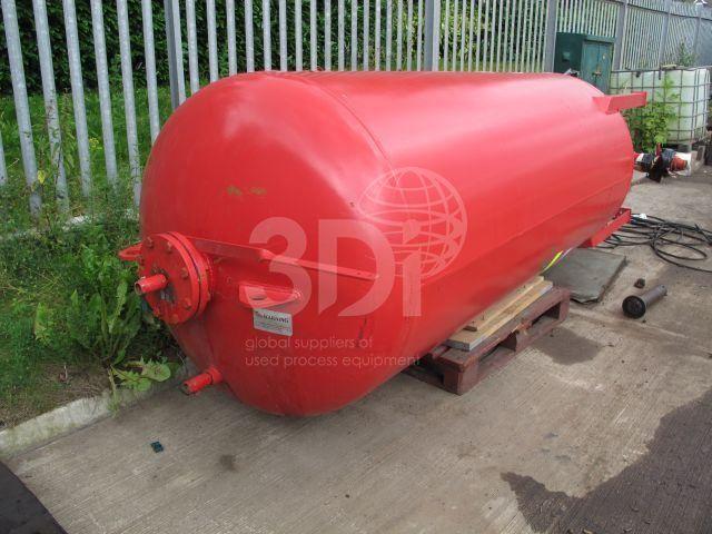 3,028 Litre Steel Pressure Vessel
