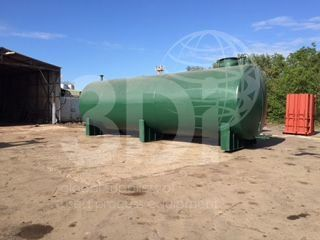 54,000 Litre Horizontal Storage Tank