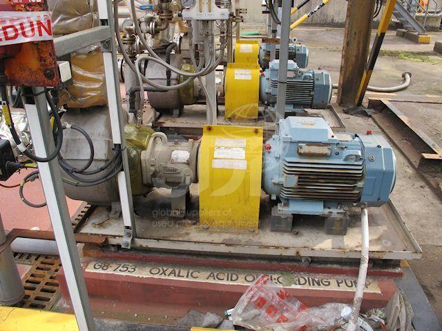 Durco Centrifugal Pump MK3-2K4x3US-10HRV