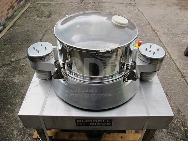 Russell Vibratory Compact Sieve
